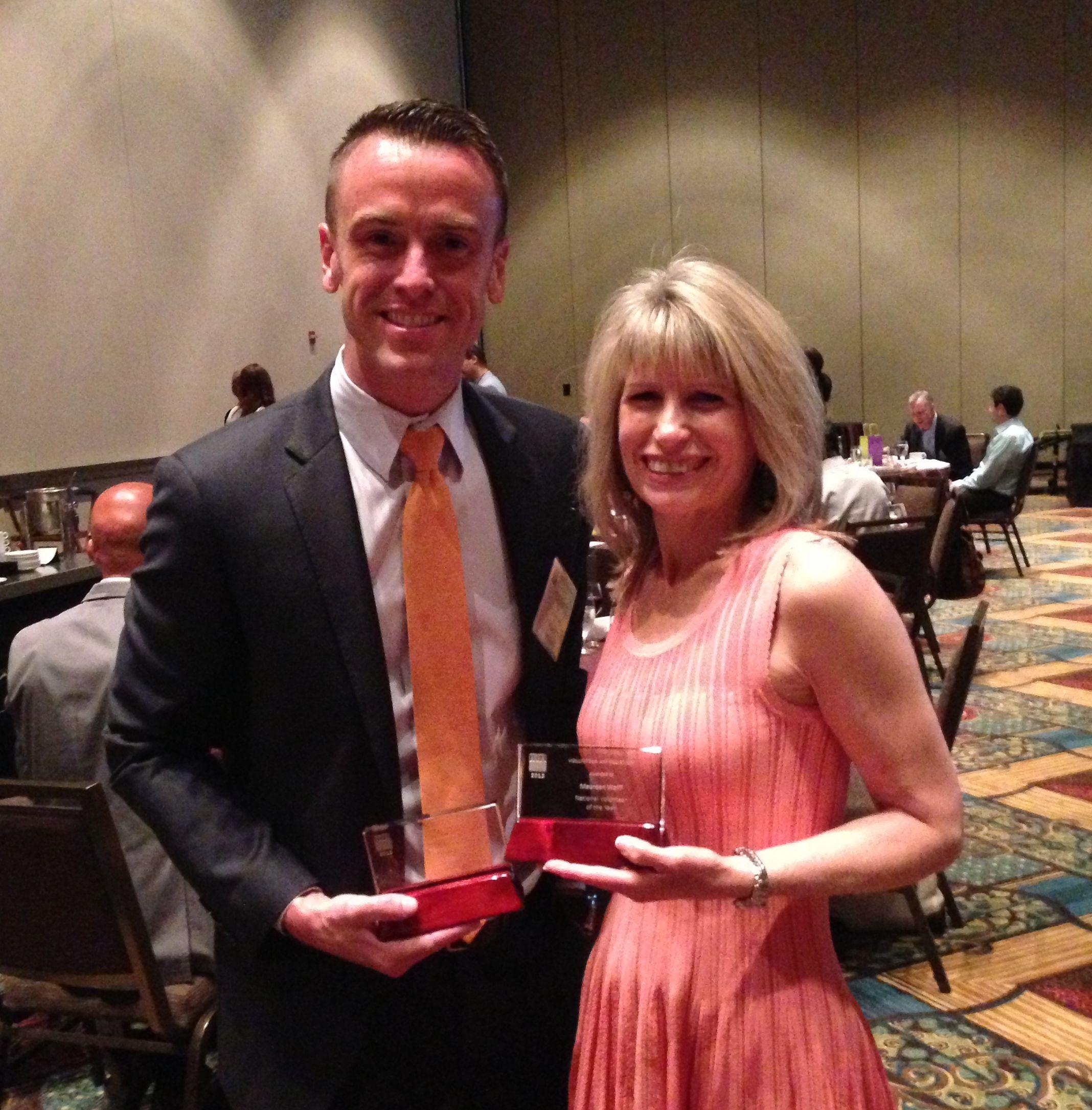 Dennis Walsh & Maureen Wolff